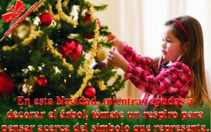 Oh árbol de la Navidad!