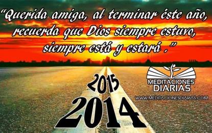 Dios siempre, y por siempre Dios