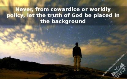 Confessando nossa fé