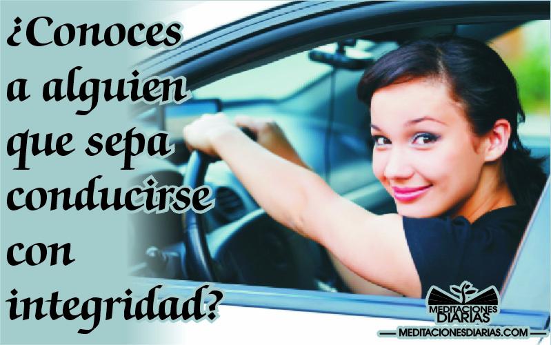 ¡Quiero conducir!