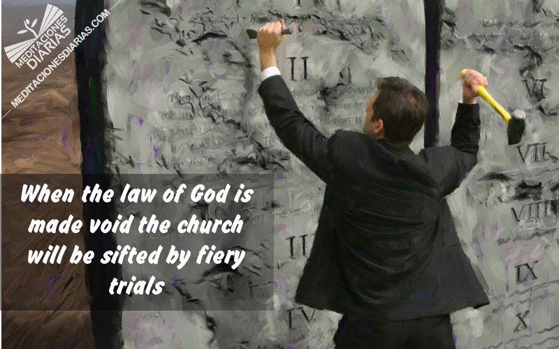 The Faithful Ones will not Fail