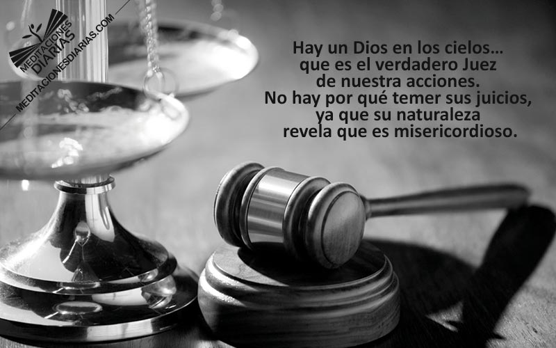 Dios es mi Juez
