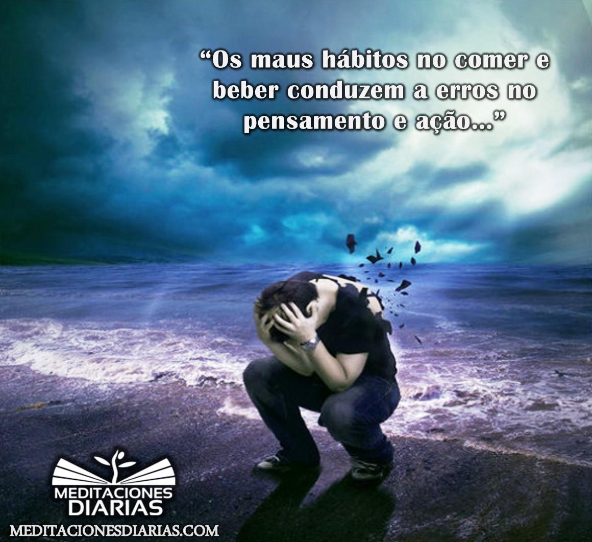 Saúde física e pensamentos elevados