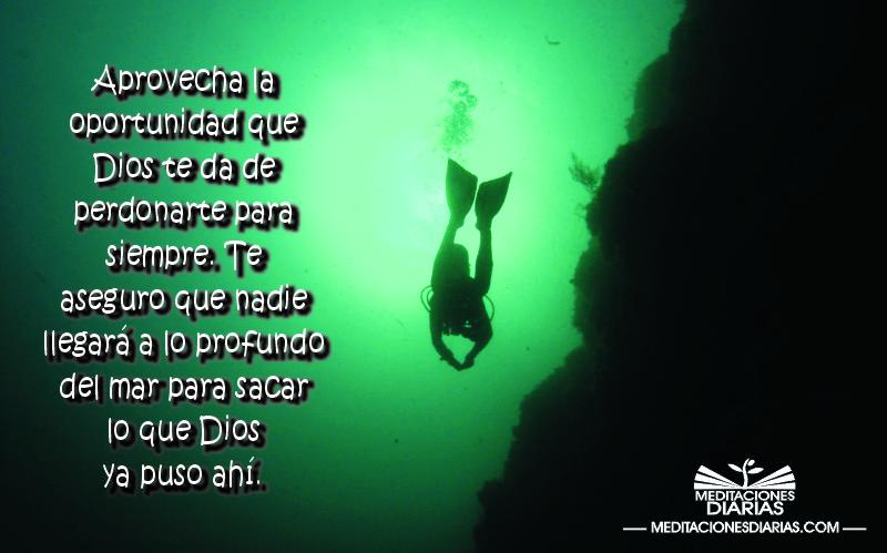 La profundidad del mar