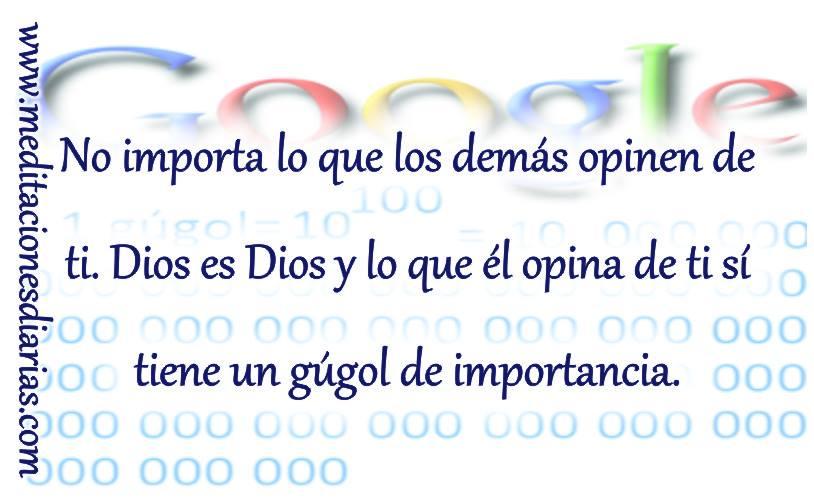 Gúgol, 'googol', Google