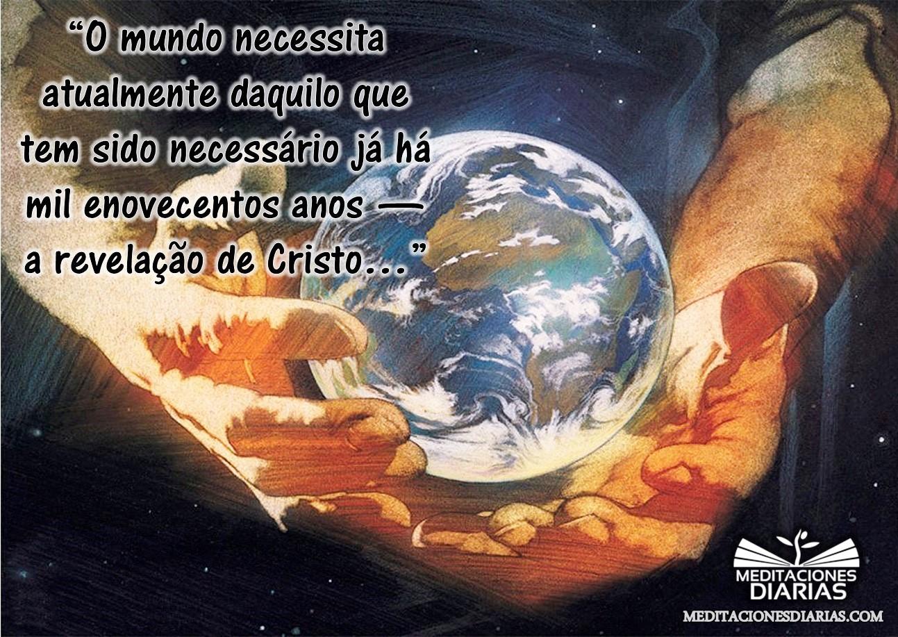 Um mundo em necessidade