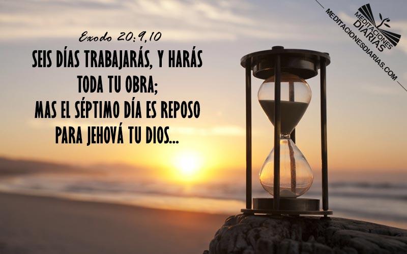 Necesitas un tiempo especial para Dios