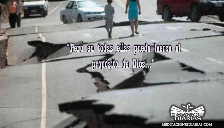 Un gran terremoto