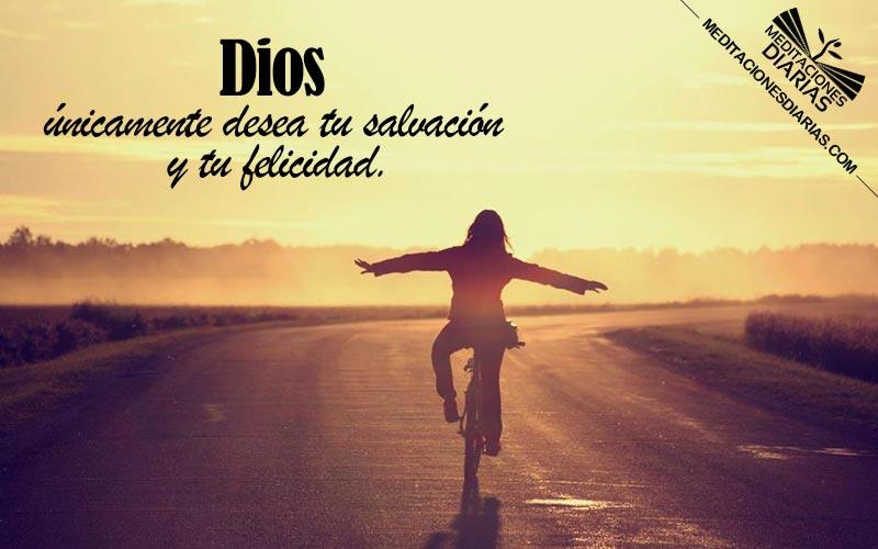 La alegría de Dios