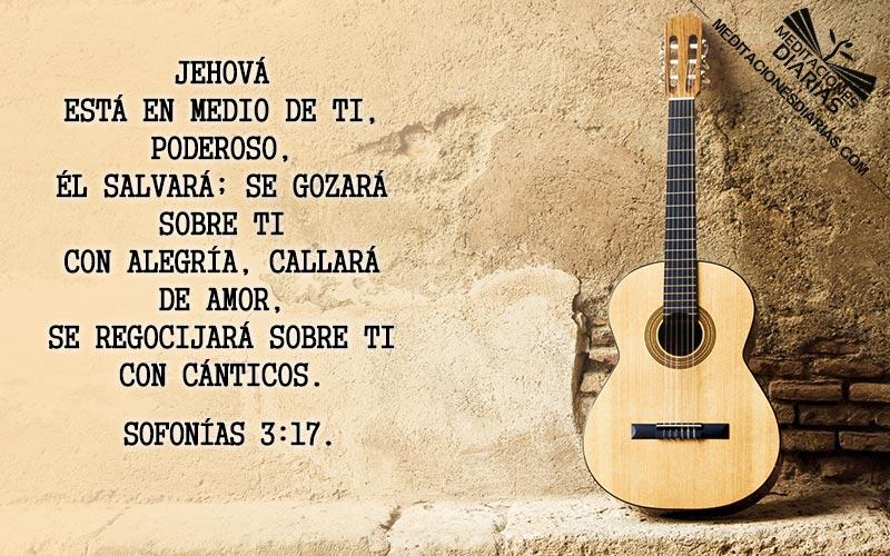 Cuando Dios canta