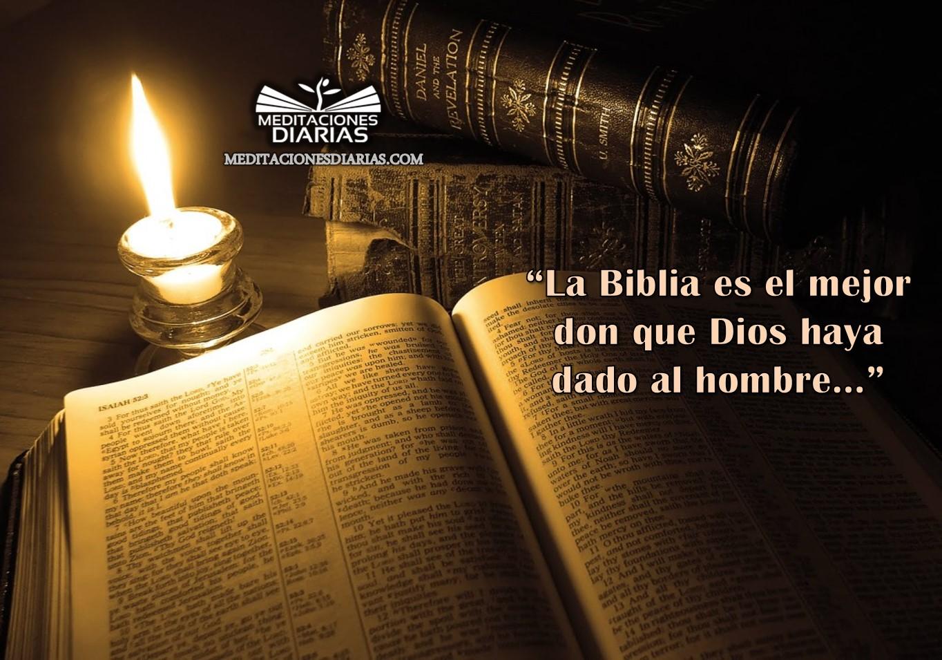 Fe que aumenta por el estudio de la Biblia – 1