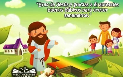 Eres de Jesús