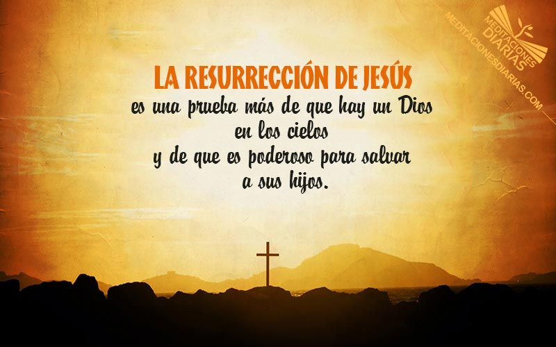 Cruz y resurrección