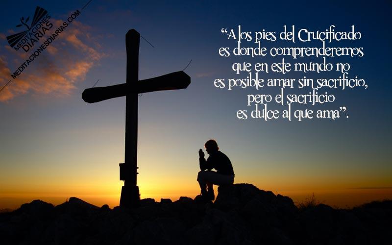 Morir al yo y amar como Jesús – III