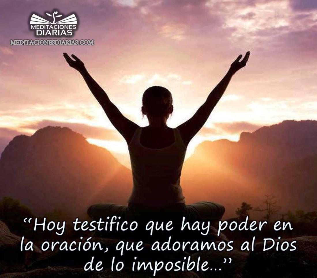 El poder sanador de la oración