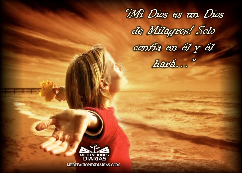 Dios de milagros