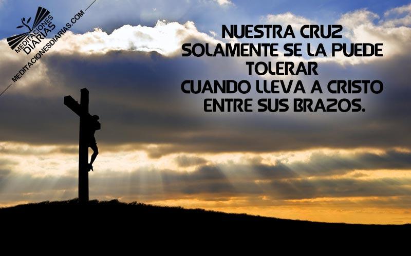 Dale tu cruz a Cristo