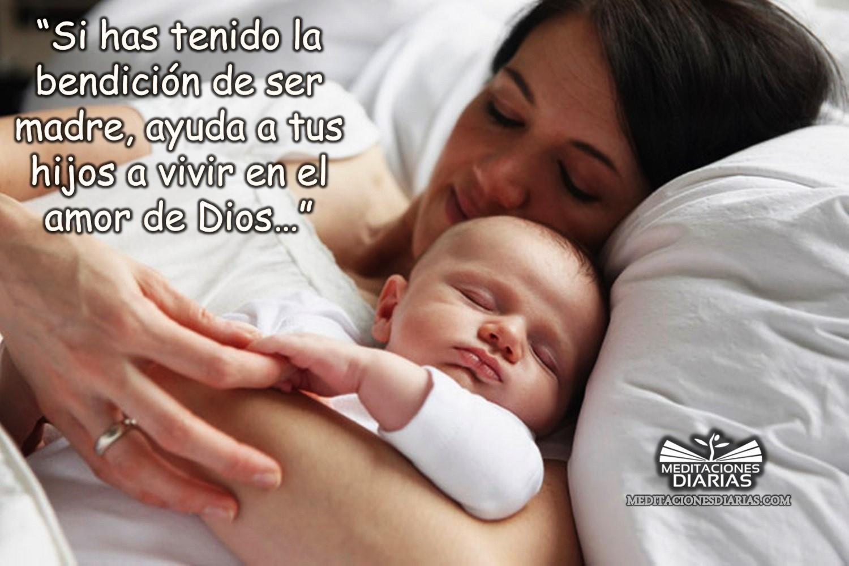 Dios honra el anhelo de una madre