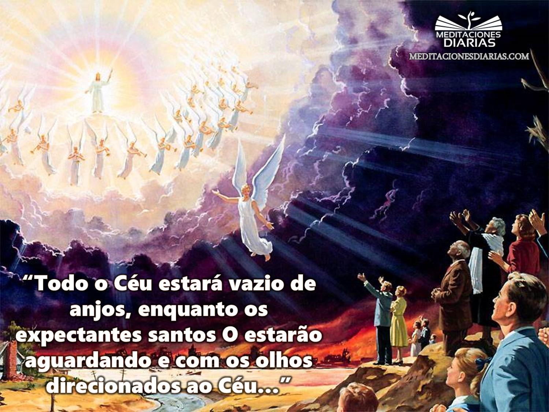 O aparecimento de Cristo em sua segunda vinda