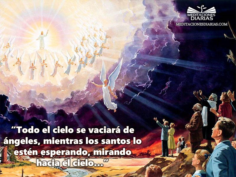 Cristo en su segunda venida