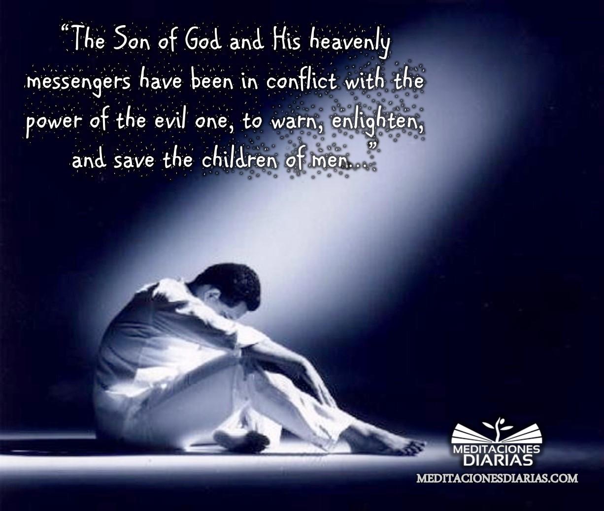 God Intervenes in Armageddon