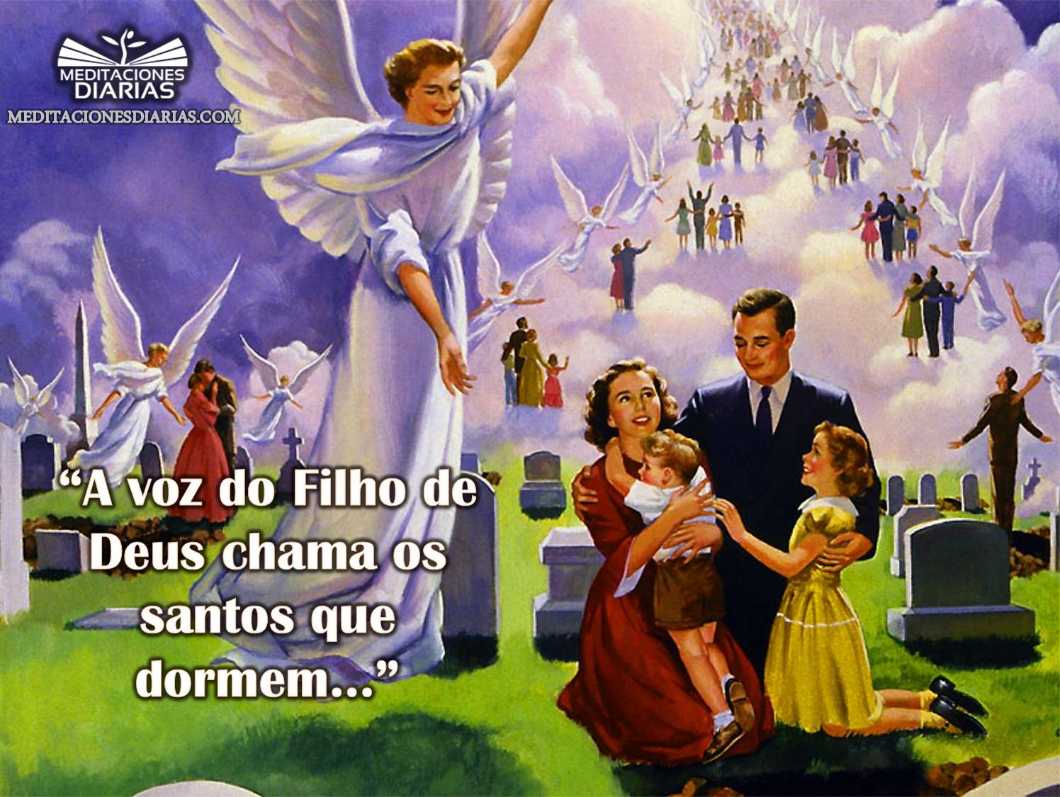 A ressurreição geral dos justos
