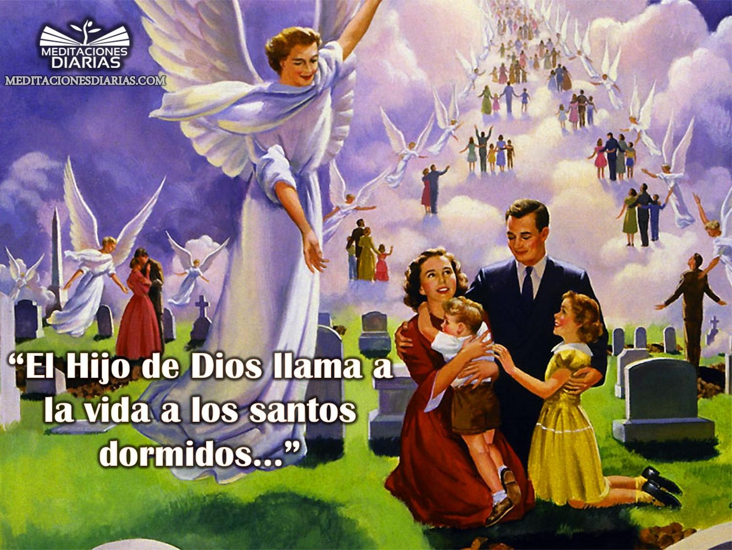 La resurrección general de los justos