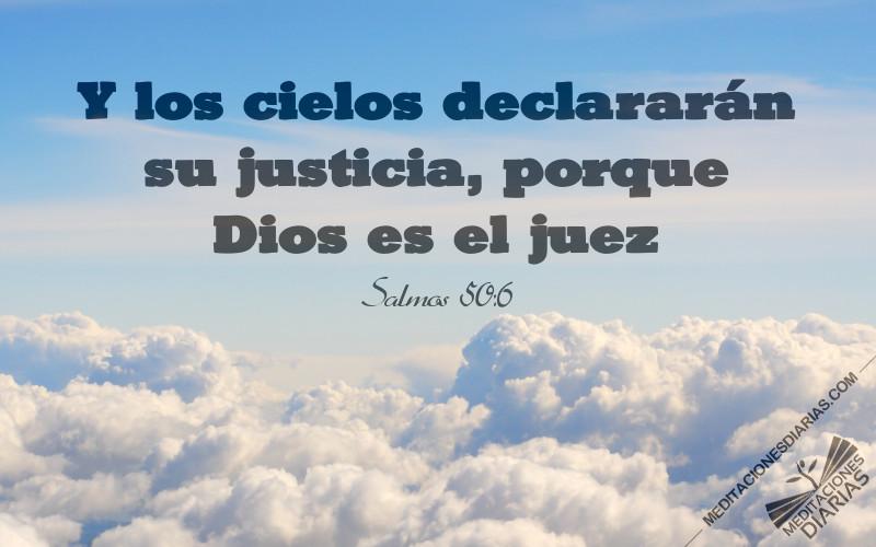 La ley de Dios aparece en los cielos