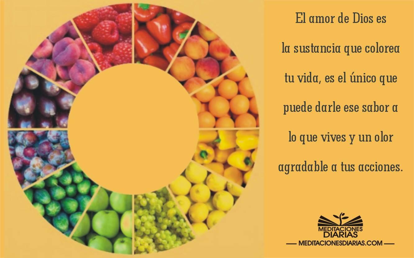 Dale color, sabor y olor a tu vida
