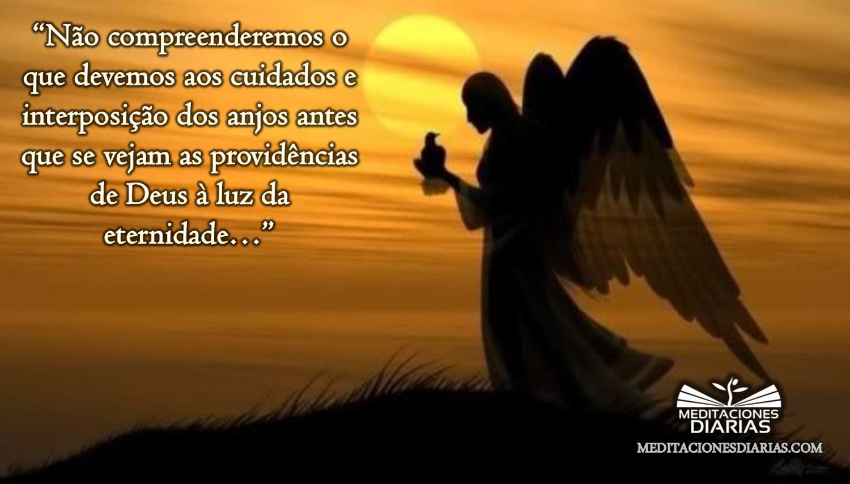 Com nossos anjos da guarda