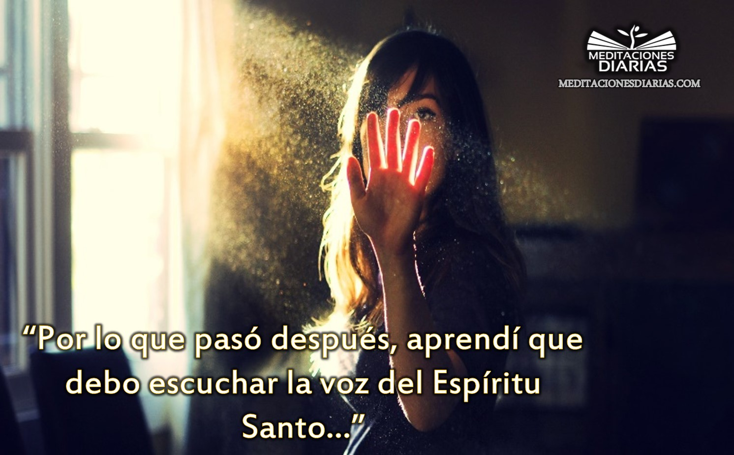 Salvada por las manos de Dios — 1