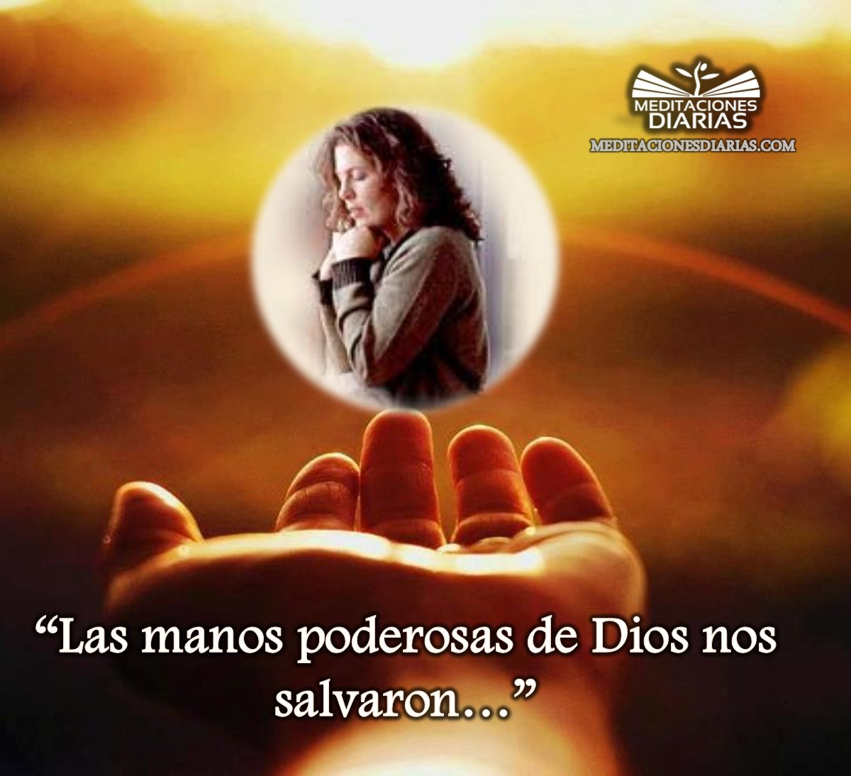 Salvada por las manos de Dios — 2