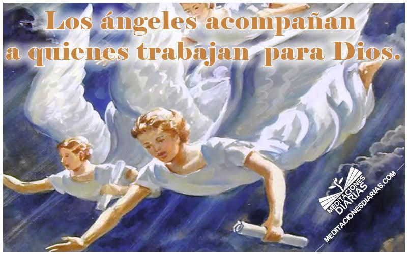 En compañía de los ángeles