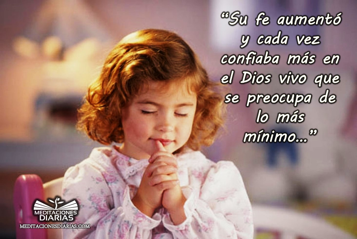 La fé de una Niña
