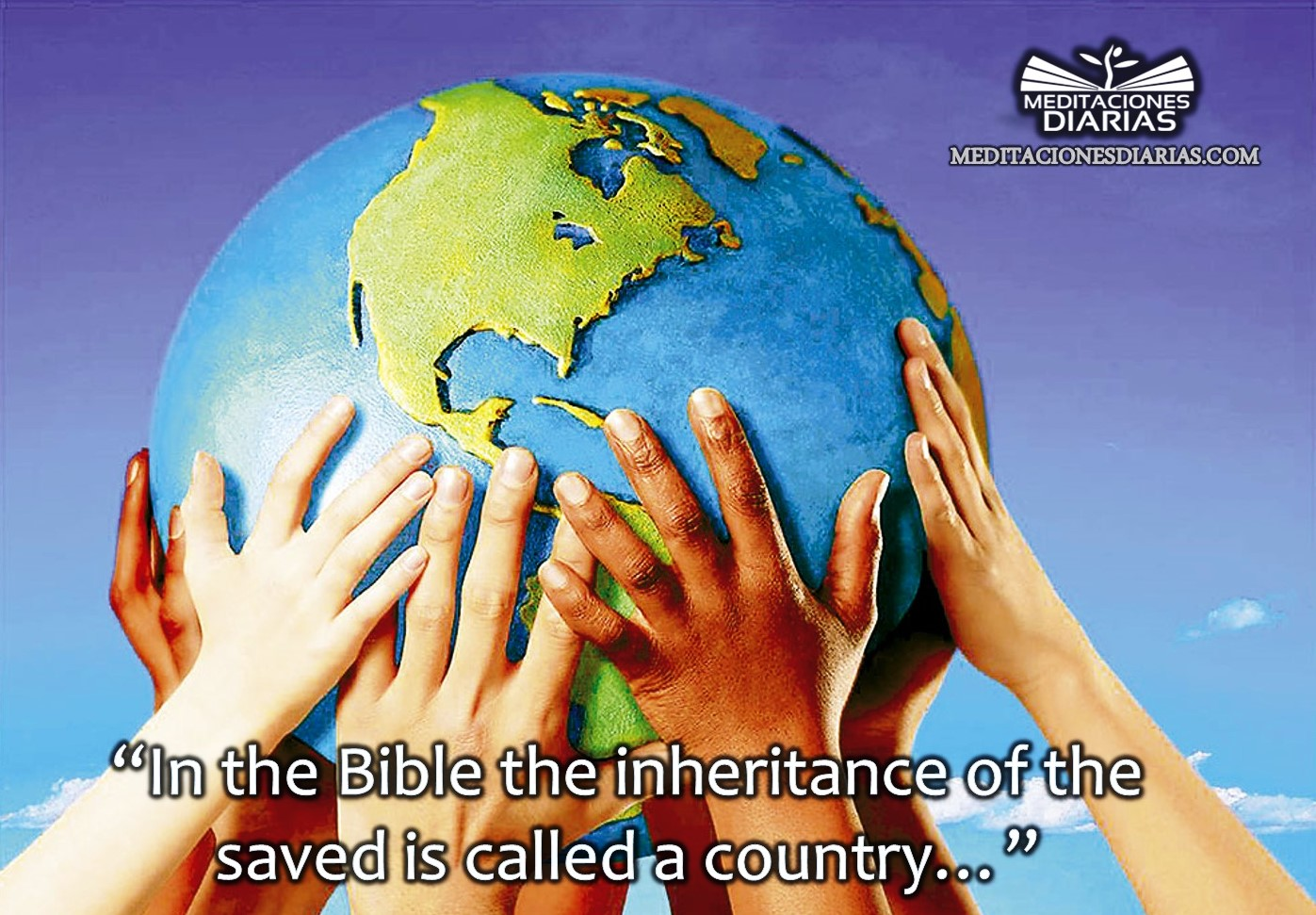 Inheritance of the Saved