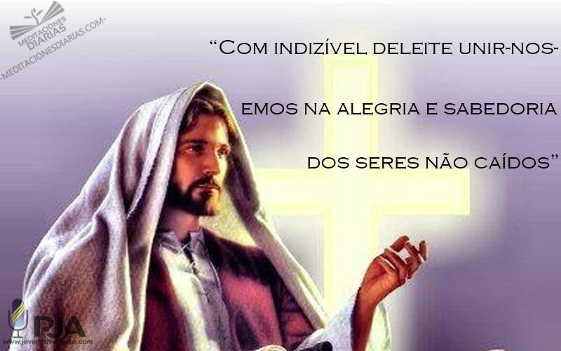 Cristo será nosso professor