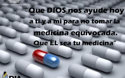 La medicina equivocada