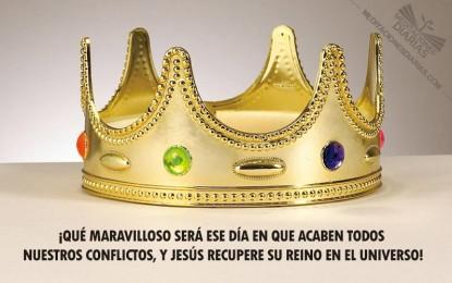 El triunfo del Rey de reyes
