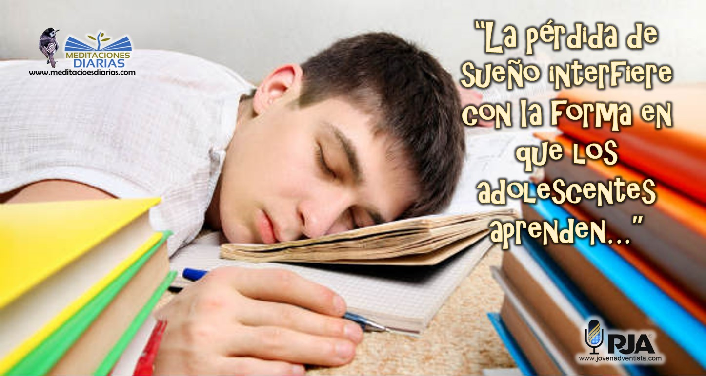 Necesitas Dormir Más
