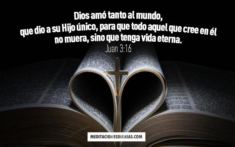 Soy Juan 3: 16