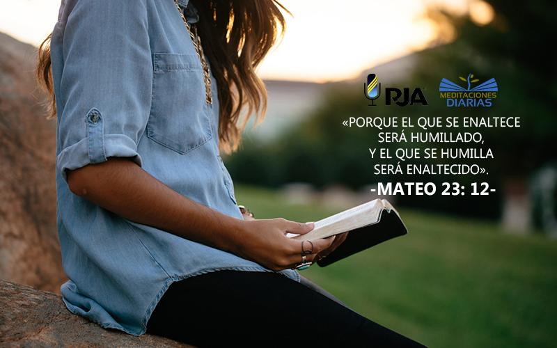 EL MEJOR AMIGO DE LA HUMILDAD – 1