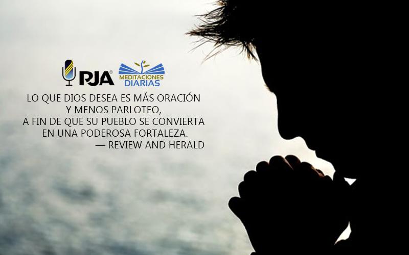 Dios contesta las oraciones