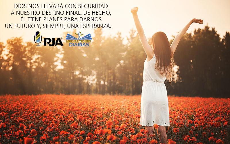 La esperanza no es un sueño; es real