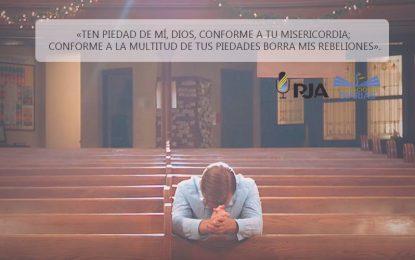 La oración de entrega total