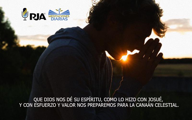 Josué, el hombre fuerte de Dios