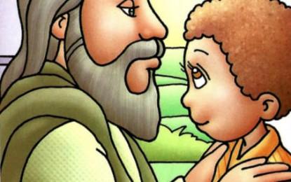 Samuel el Pequeño Ayudante