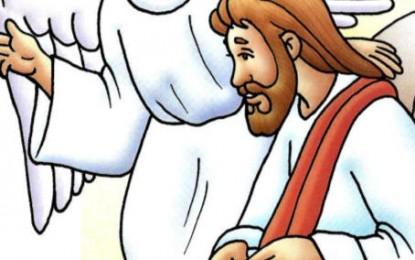 Ángeles que Servían a Jesús