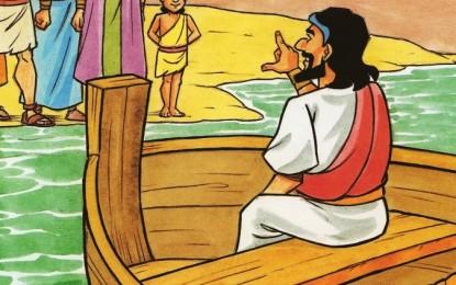 Las Mujeres que Ayudaban a Jesús